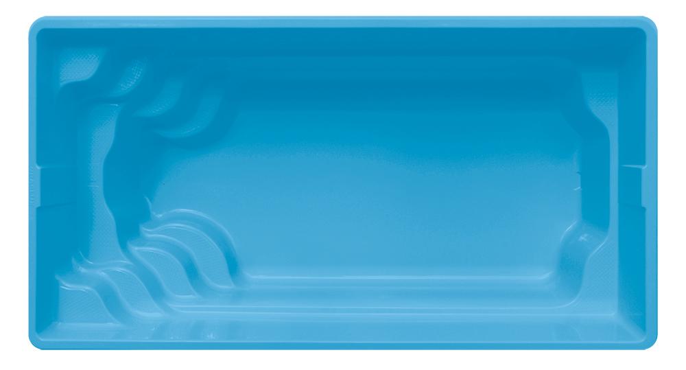 Stiklo pluošto baseinas